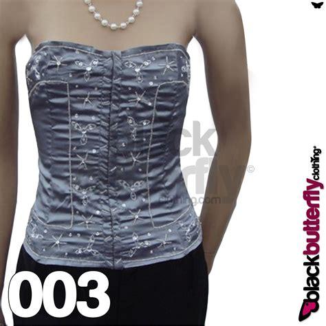 beaded bustier tops new assorted corset bustier boned sequin beaded