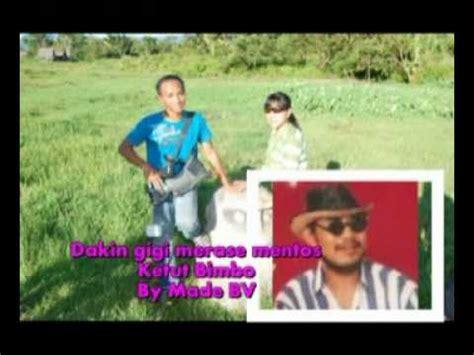 Vcd Album Kenangan Keroncong Jandhut ketut bimbo manis nyakitin vcd lagu dalam