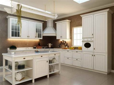 Small Kitchen Ideas White Cabinets | kitchen small white kitchens designs with hanging light