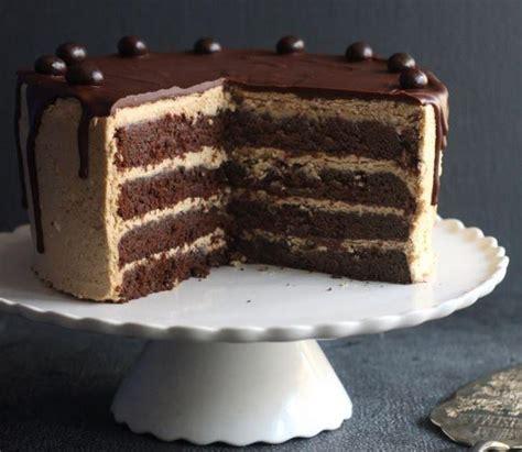 Ricetta Torta caffè e cioccolato