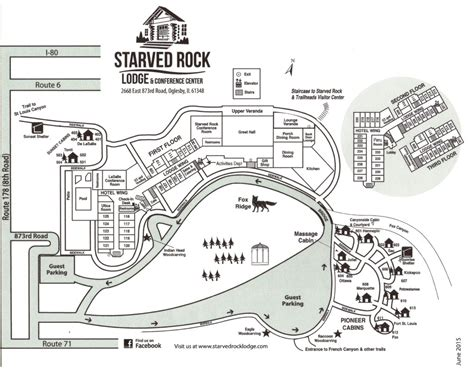 starved rock map lodge grounds map starved rock lodge conference