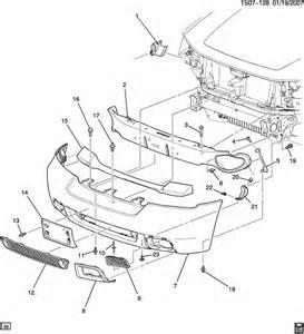 Chevrolet Trailblazer Parts Chevrolet Trailblazer Parts Auto Parts Diagrams