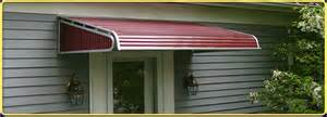 Aluminum Canopies And Awnings Bel Aire Fixed Aluminum Awnings Ocean View Awnings Amp Shades