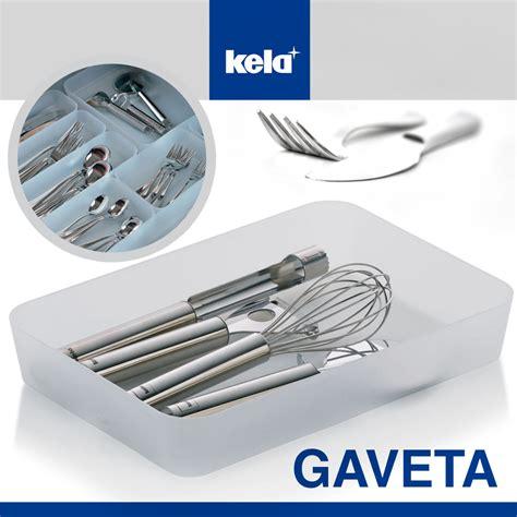 Besteck Schubladenteiler by Kela Schubladenteiler Gaveta 26 5 X 18 5 X 4 5 Cm