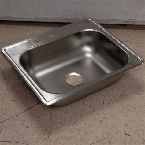 Dayton Kitchen Sinks New Elkay Dayton D125213 Stainless Steel Kitchen Sink Top Mount Ebay