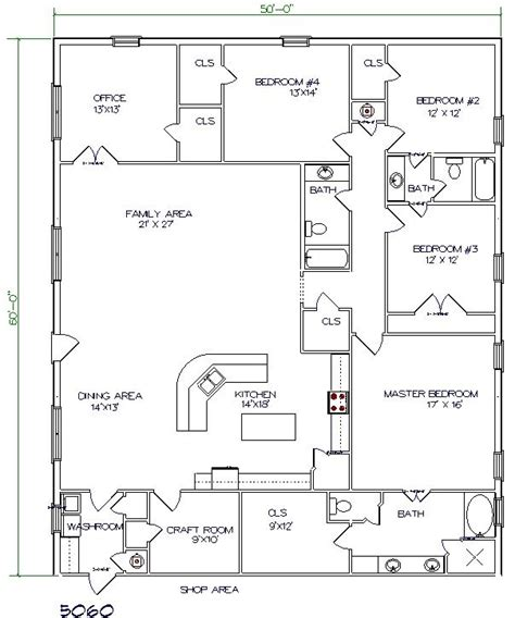 texas barndominium floor plans love this one texas barndominiums texas metal homes