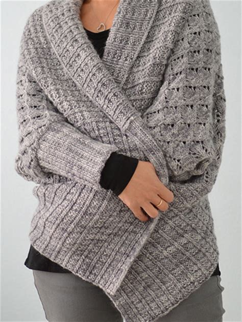 knitted baby wrap pattern wrap cardigan knitting patterns in the loop knitting