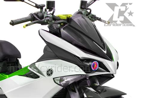 Jual Lu Hid Jupiter Mx cxrider 187 modifikasi jupiter mx king 150