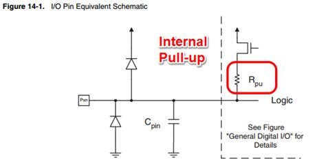 pull up resistor wattage 187 arduino misconceptions 1 need to use external pull up resistors