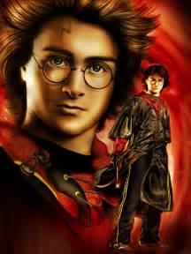James Harry Potter Art