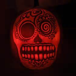 Day Of The Dead Pumpkin Template by Day Of The Dead Pumpkin Vote For The Best Pumpkin On Our