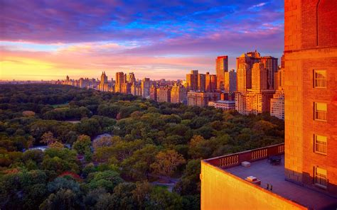 Building Quotes by Central Park Wallpaper 30447