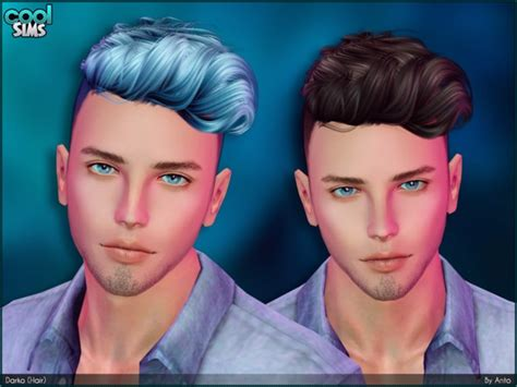 anto darko hair anto darko hairstyle by the sims resource sims 3 hairs