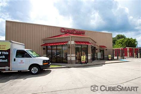 Bellaire Post Office by And Warehouse Storage Space Cubesmart Storage