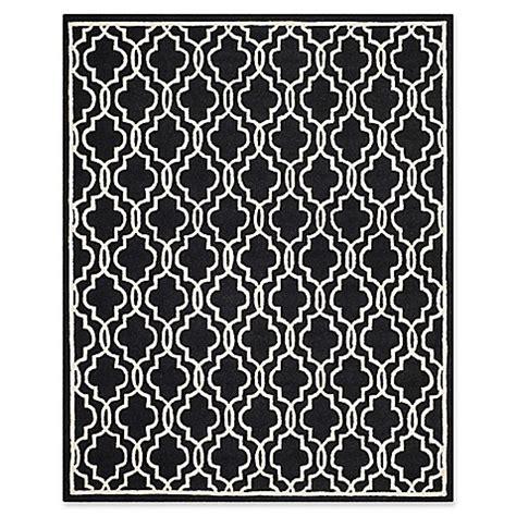 10 foot wool rugs buy safavieh cambridge 8 foot x 10 foot ella wool rug in
