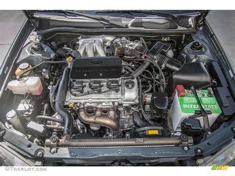 Toyota 3 0 V6 Engine 2000 Toyota Camry Xle V6 3 0 Liter Dohc 24 Valve V6 Engine