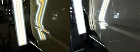 Door Ding Repair Cost door ding on the left front door of a ford f150 before and