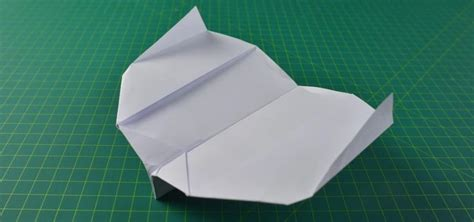 How To Make A Paper N - how to make a paper plane that flies back like a boomerang