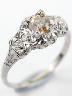 1000 images about vintage engagement rings topazery on
