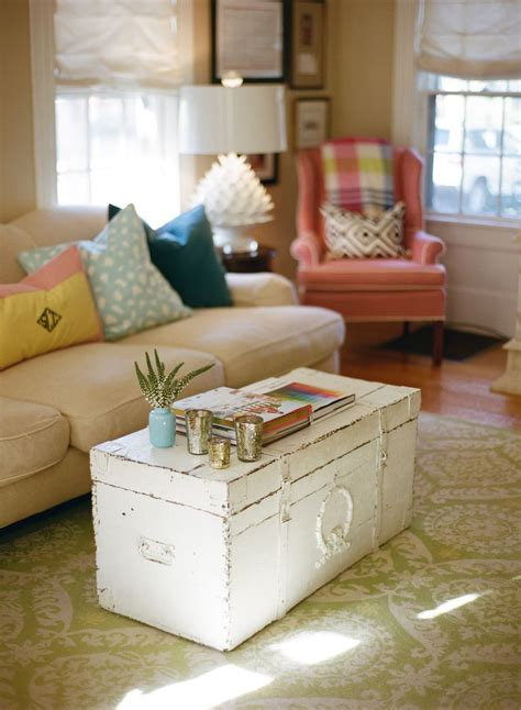 living room trunks 16 old trunks turned coffee tables that bring extra
