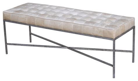 modern bedroom bench jonathan bench silver dove leather modern upholstered