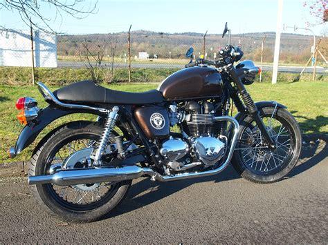 Triumph Motorrad Mieten Frankfurt by Umgebautes Motorrad Triumph Bonneville T100 Triumph