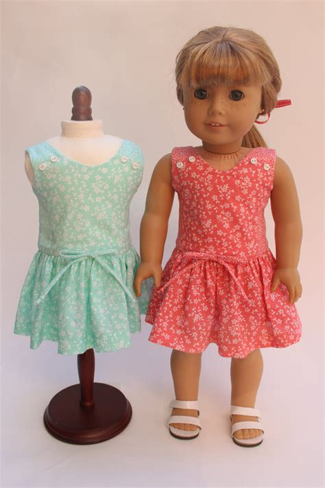 doll dress 18 inch doll clothes dress for coral by