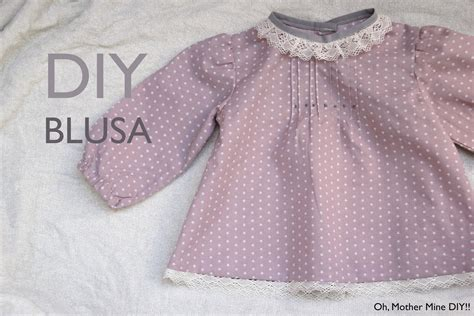 oh mother mine patterns diy costura ropa bebe blusa ni 241 a patron gratis incluido
