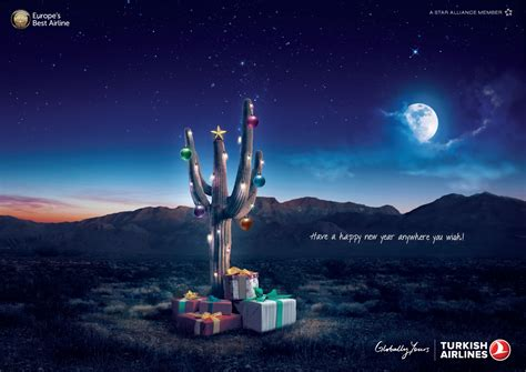 advertisement for new year turkish airlines print advert by mccann desert ads of