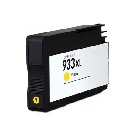 Tinta Printer Hp 933xl Tinta Hp 933xl Amarillo Compatible Comprartintaytoner