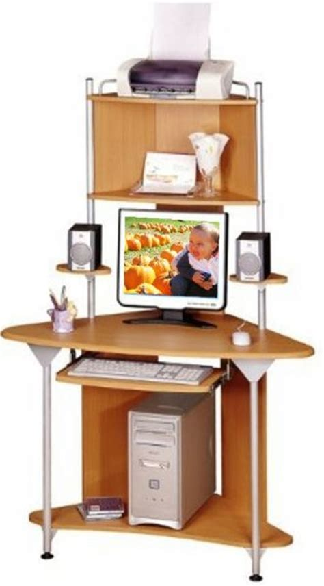 corner computer desk with shelves techni mobili rta 5009 corner computer desk features a