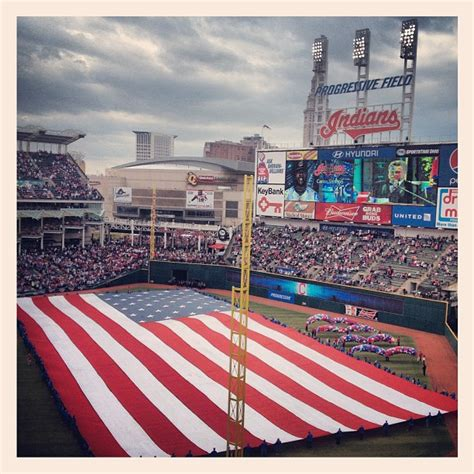 baseball is back in cleveland home opener 2013 that s