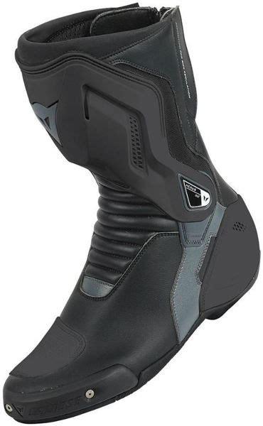 dainese nexus bayan motosiklet botu siyah gri