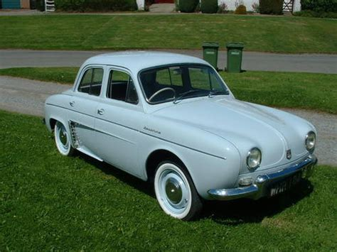 1960 renault dauphine 1960 renault dauphine photos informations articles