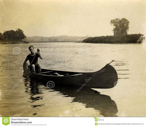 canoes vintage vintage canoe stock photo image of exercise print peace