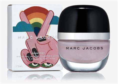 jam marc jacob 9074 marc enamored hi shine nail lacquer pearl jam