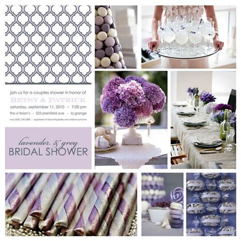 Purple Bridal Shower Decorations by 25 Best Ideas About Purple Bridal Showers On