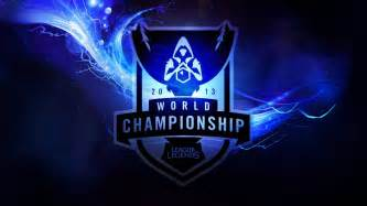 World Chionship League Of Legends World Chionship An Intro To Lol