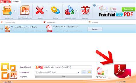tutorial powerpoint en pdf foxpdf pptx to pdf converter ppt to pdf converter