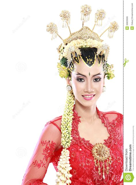 Background Wedding Jawa by Traditional Wedding Dress Of Java Royalty Free Stock