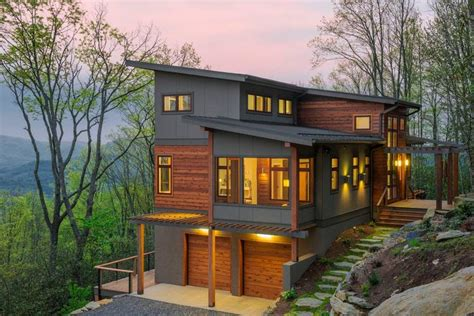modern mountain home plans 10 modern mountain home plans ideas house plans 71505