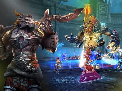 gameloft order chaos