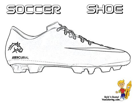 nike football coloring page cool soccer shoe coloring page you can print out this