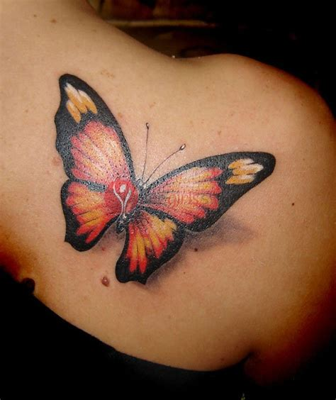 best butterfly tattoo ever best 3d butterfly tattoo images the girls stuff