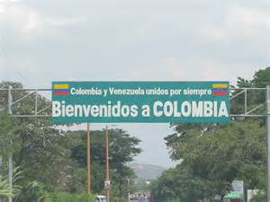 Welcome To File Welcome To Colombia 2 Sign Jpg Wikimedia Commons