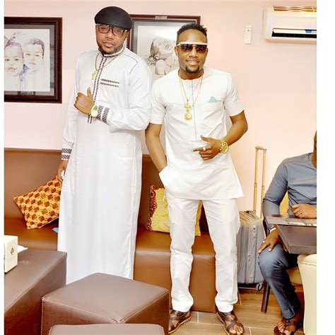 amyzanys davido hangs out with billionaire femi otedola all the stuff you missed