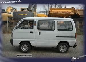 Suzuki Carry Minibus 1990 Suzuki Carry Car Photo And Specs