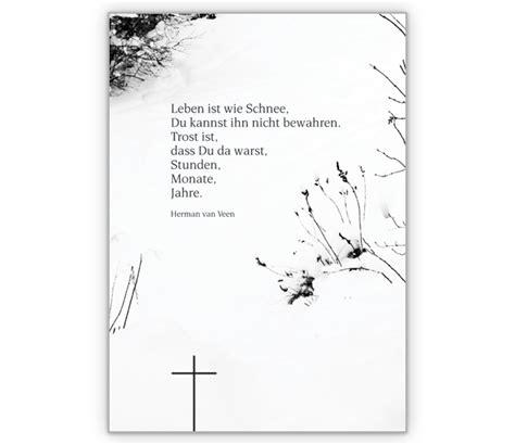 Trauerkarte Schreiben Muster Tr 246 Stende Trauerkarte Mit Sch 246 Nen Worten 187 Grusskarten Onlineshop 1agrusskarten De