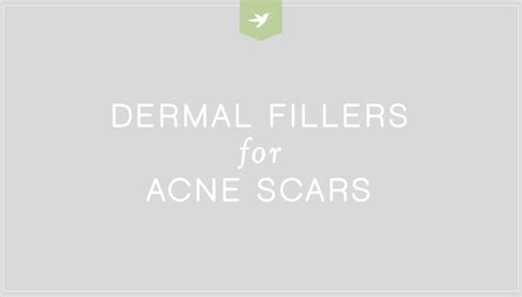 Lovely Scars dermal fillers for acne scars skin by lovely