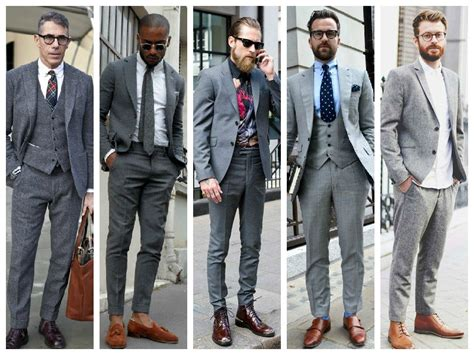 Two Tone Shirt W 038 your guide to styling the grey menswear trend